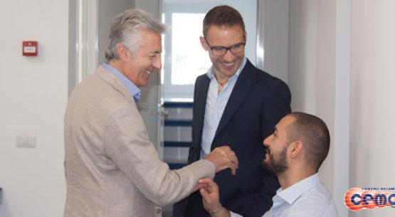Cema Frosinone, Conclusa la formazione Donaldson e Lukoil.