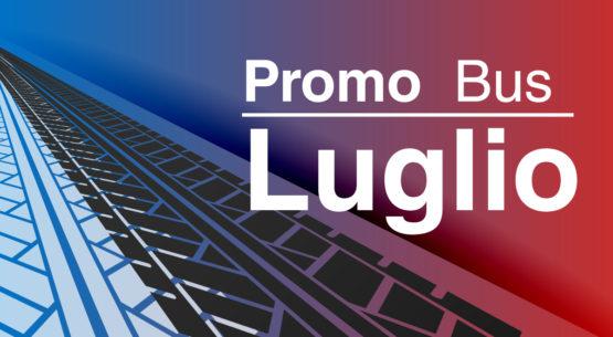 Promo Bus Luglio 2019