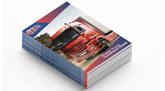Promo ricambi Truck Novembre 2020